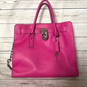 Michael Kors Hot Pink Purse
